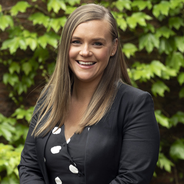 Amanda Richards-Egan - New Client Manager