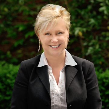 Tracey Dawe - Department Manager