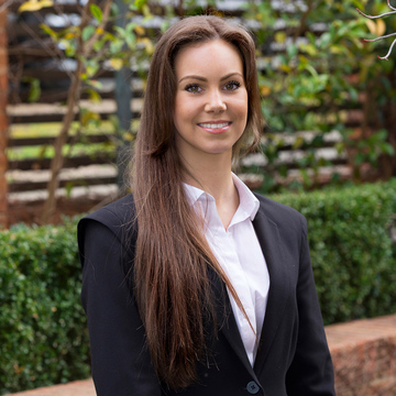 Carly Tomat - Property Manager